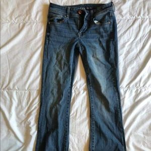 American Eagle bootcut jeans, never worn!!